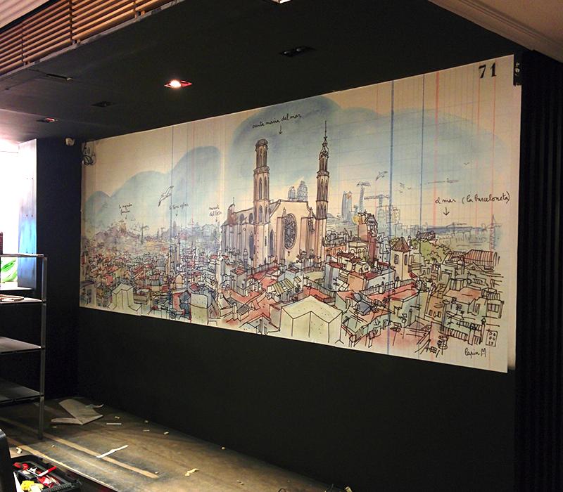 UVRotulacion-interiorismo-mural